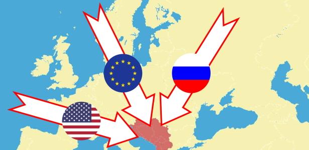 Zapadni Balkan u preklapajućim koncepcijama svetskog poretka